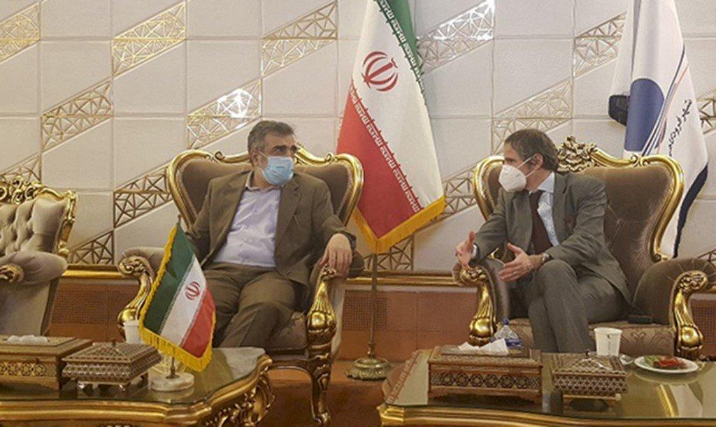 伊朗籲美解除制裁期限將屆 IAEA署長到訪
