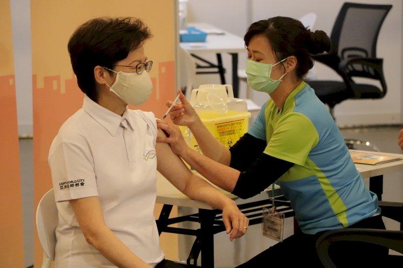 港大研究:科興疫苗抗體過低 接種者難通過測試