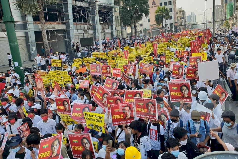 血染的國度—緬甸為何一再陷入動盪輪迴