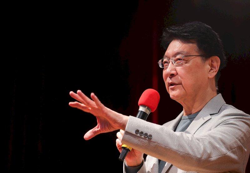趙少康cue藍委挺內閣制 國民黨團:還沒討論