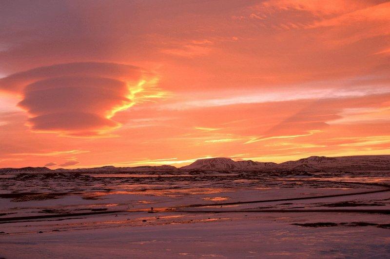 不用離開地球表面 全球6大火星風景出爐