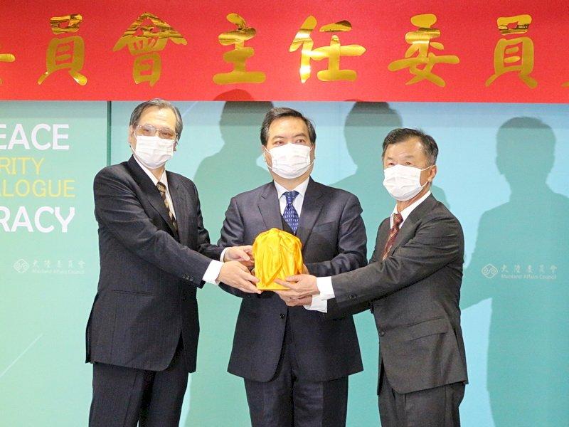兩岸交流須恢復 邱太三:對中國大陸從沒有惡意
