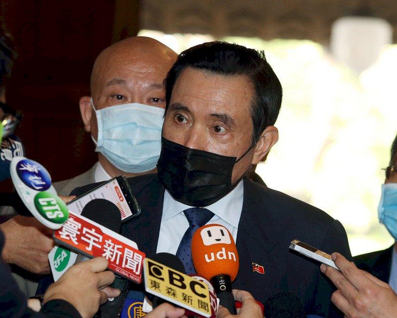 中國人大修改香港選制 馬英九:一國兩制已死