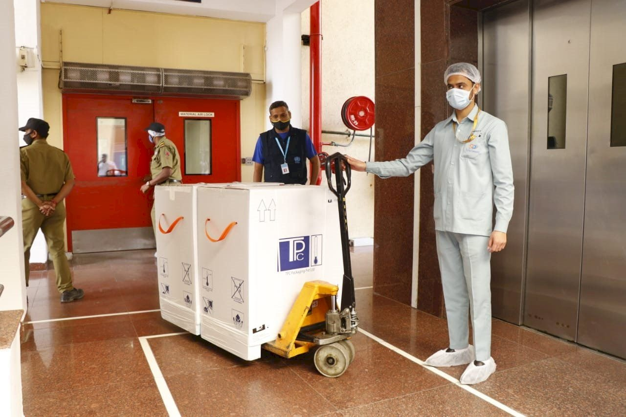 印度全球最大疫苗生產商  配送COVAX首批疫苗