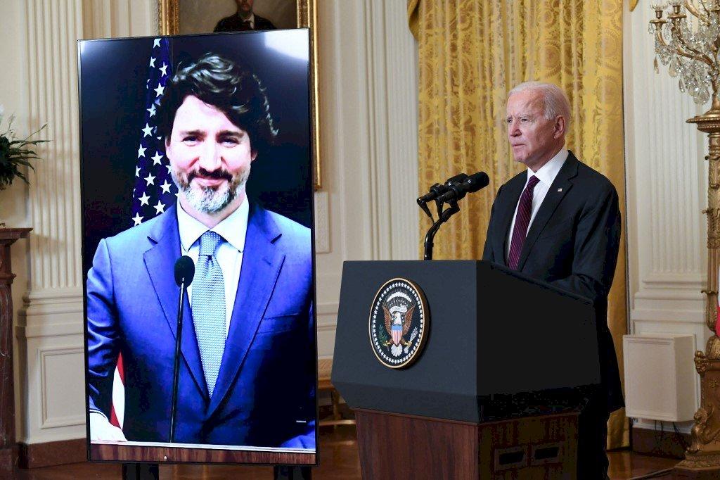 加總理:拜登峰會須展現美國嚴肅看待氣候變遷