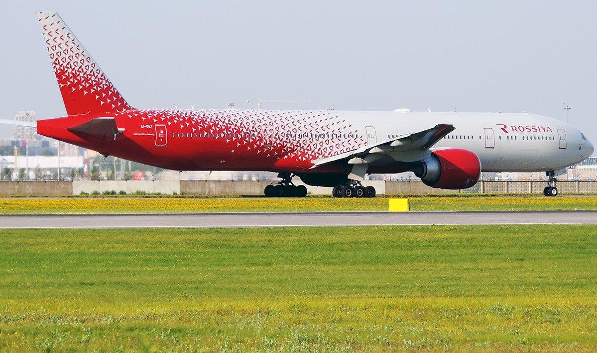 波音777飛機再傳引擎故障 緊急降落莫斯科
