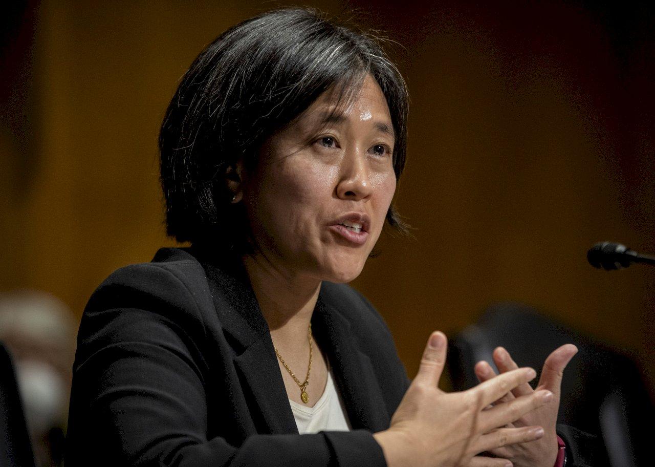 戴琪:美國還沒準備好取消中國進口關稅