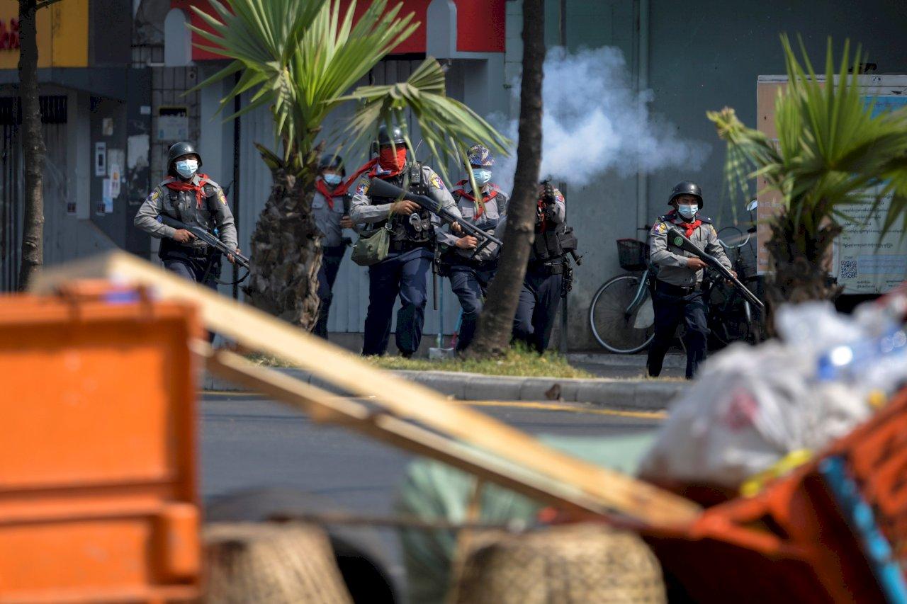 華航3月2救援班機!駐處再籲緬甸台商僑民注意安全