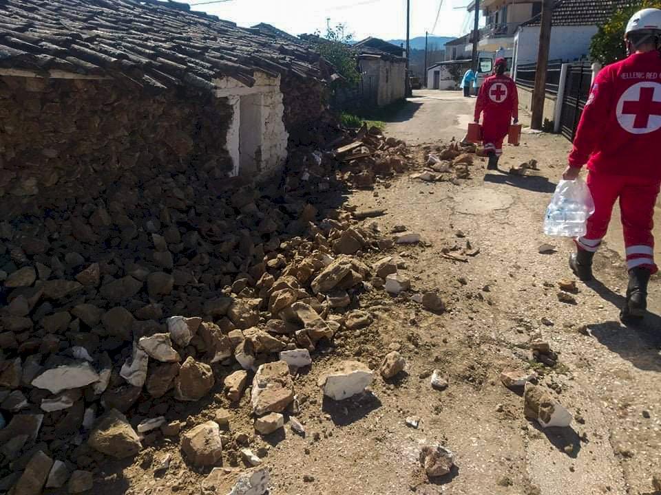 希臘中部6.3強震 有建築受損