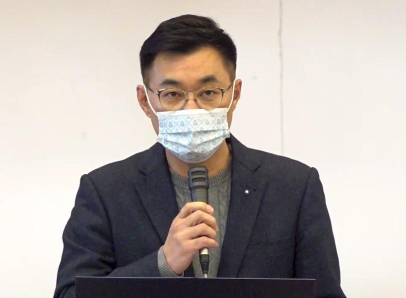 國民黨救鳳梨 江啟臣呼籲:珍惜現有市場與對岸協商