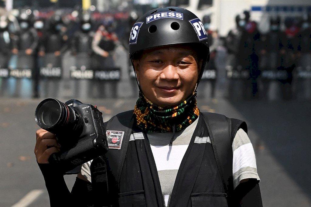 報導緬甸示威新聞 美聯社等6媒體記者遭起訴