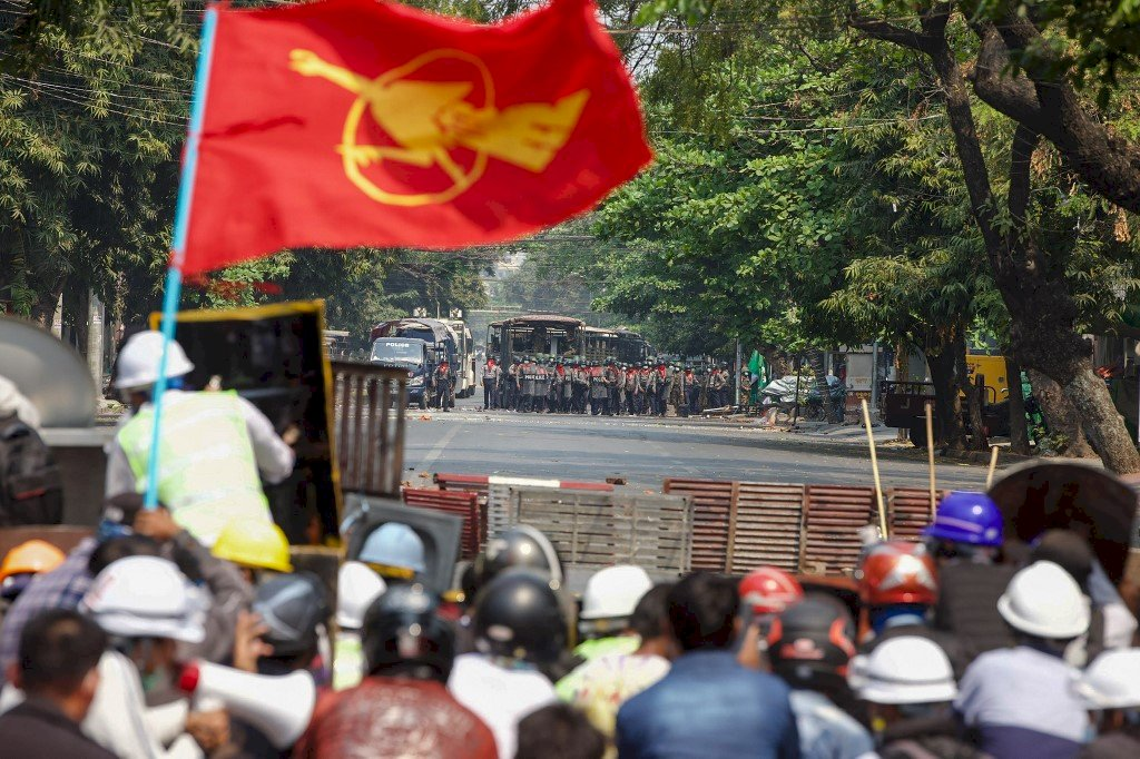 緬甸政變後最血腥一天 聯合國:至少38人死亡