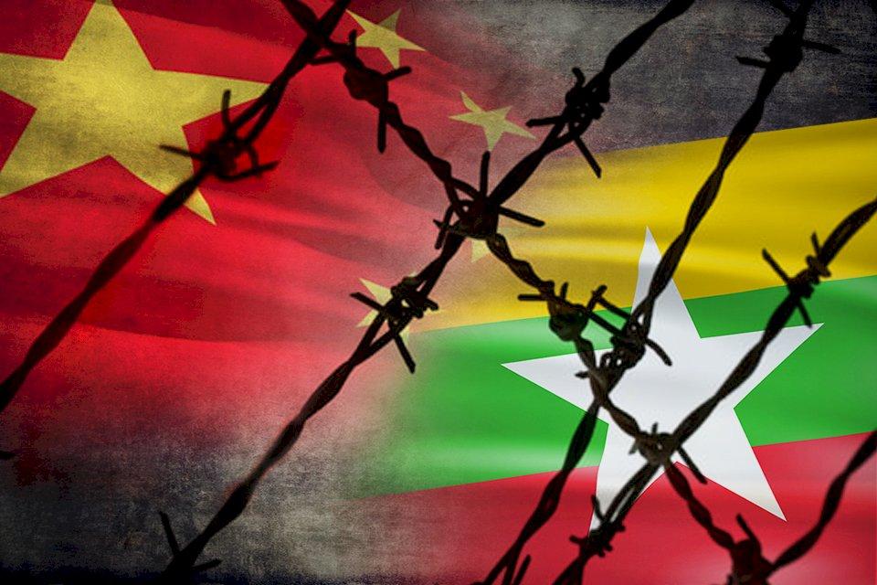 緬甸與中國高舉反民主旗幟 一場民主與極權的全球性對抗