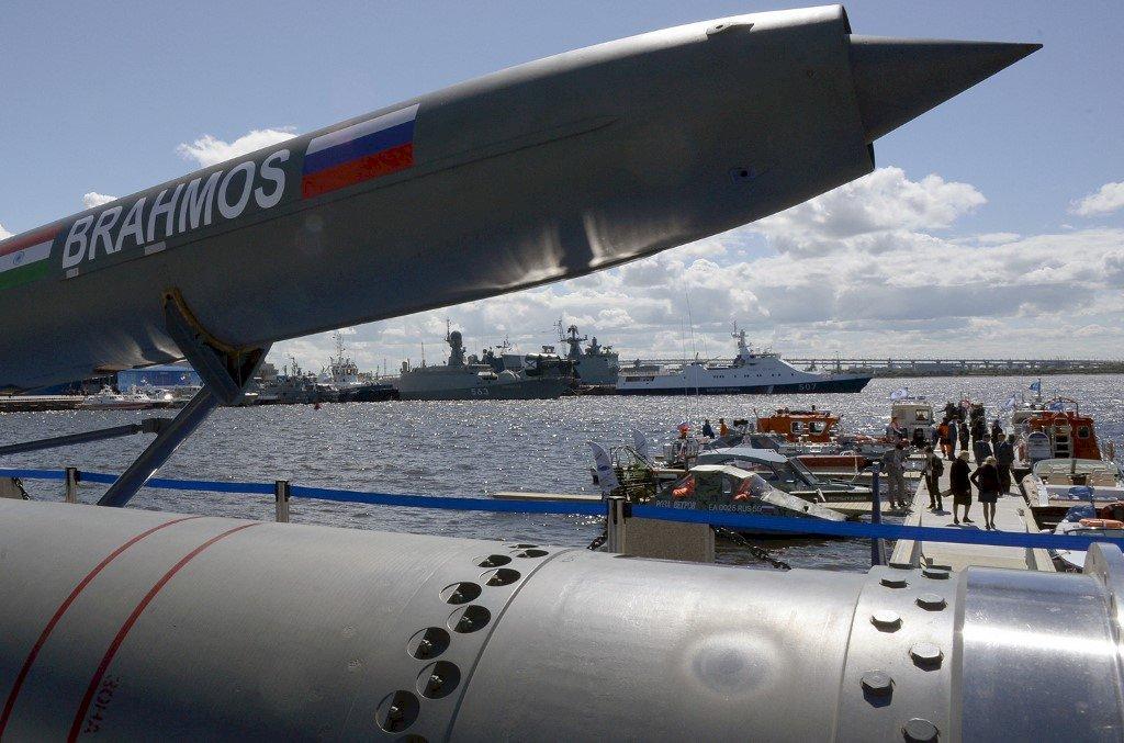 反制中國南海擴張!菲律賓向印度買巡弋飛彈