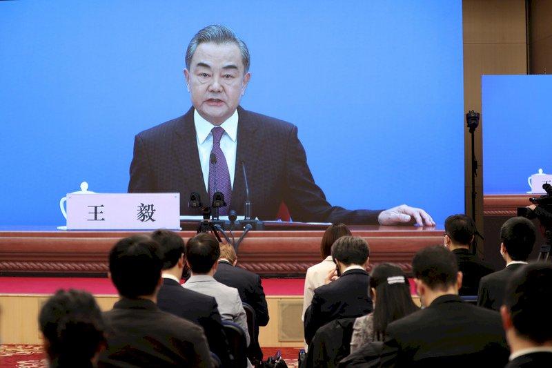 王毅:中國對台灣 無妥協餘地
