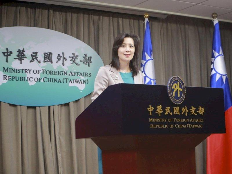 美重申對台承諾 外交部:深化合作共促台海和平