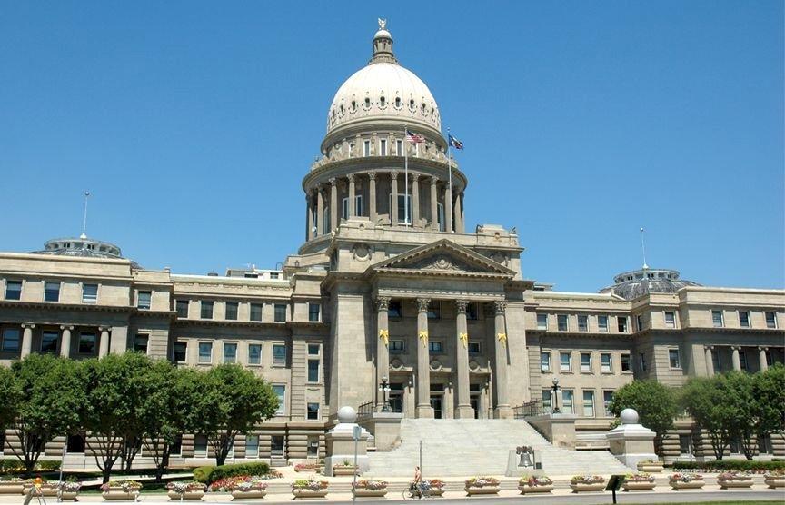 愛達荷州眾議會通過友台決議文