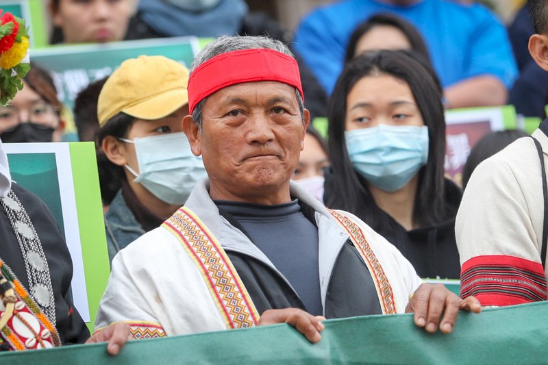 肯定蔡總統特赦王光祿 民進黨:持續為原住民轉型正義努力