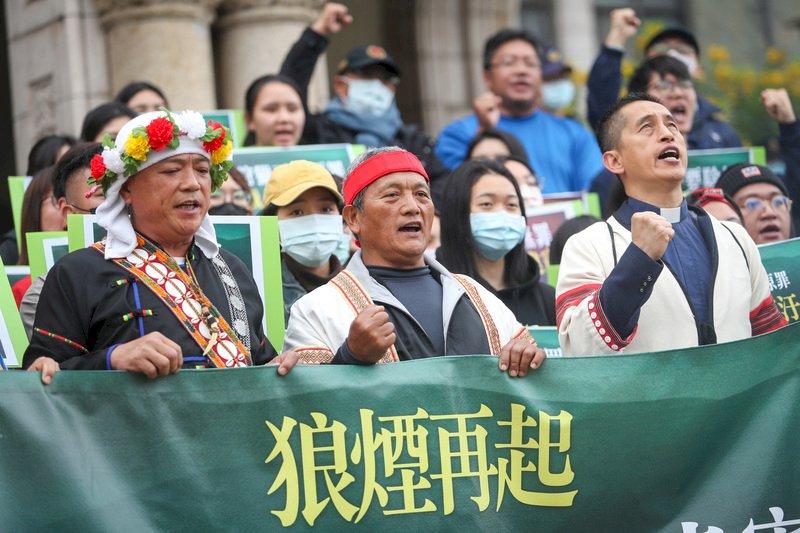 尊重原民傳統 情可憫恕 總統批示特赦王光祿