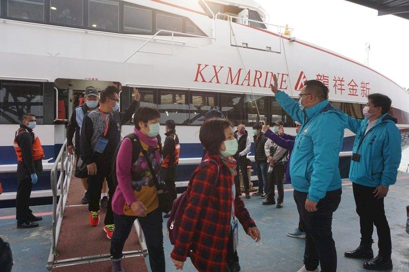 搶在帛琉旅遊泡泡之前金門跳島遊 旅客:好療癒