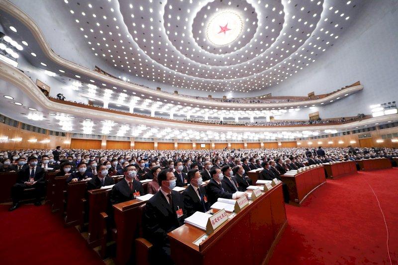 『兩會』台灣2022-2027局勢緊張 大幅修改香港選舉法 自由香港不復存在