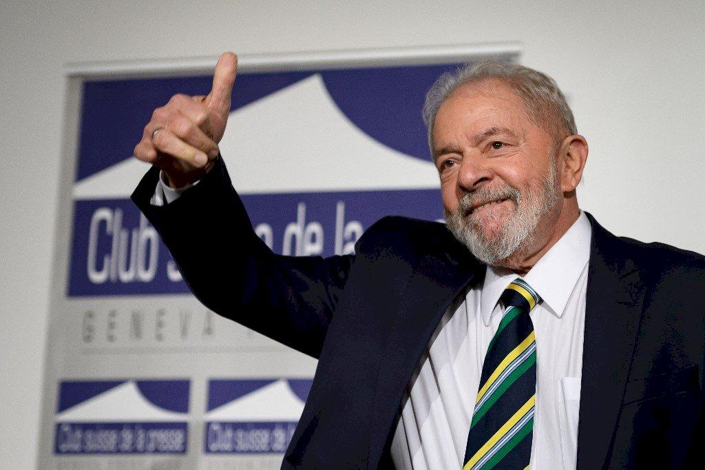 魯拉有罪判決無效 2022年巴西總統選戰提前展開