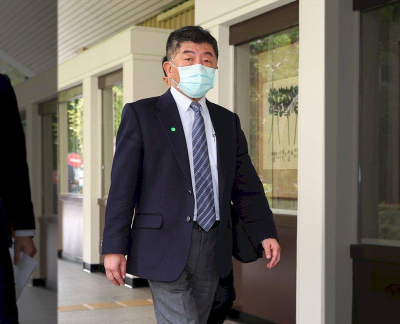 陳時中:反對入境帛琉採檢抗原 返台採5天加強版自主健康管理