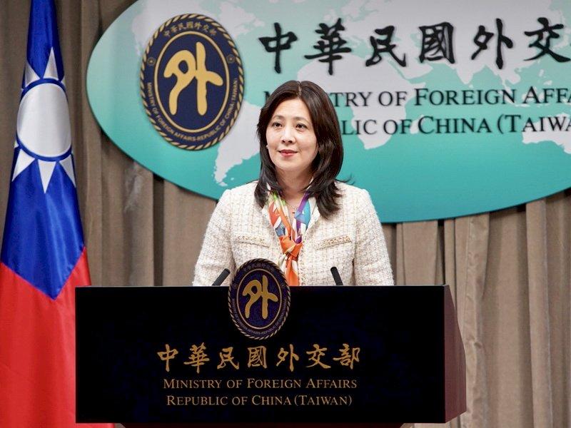 中批美代表團訪台 外交部:中國政府無權置喙