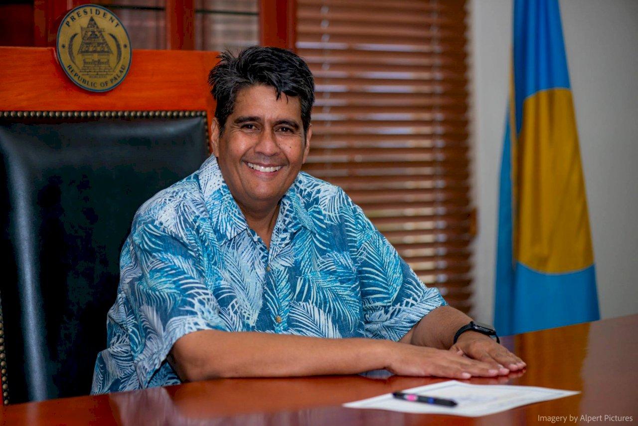 台帛邦誼穩固友好 帛琉總統28日訪台推廣觀光
