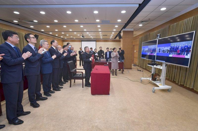 中俄擬合作建設國際月球研究站 簽署諒解備忘錄