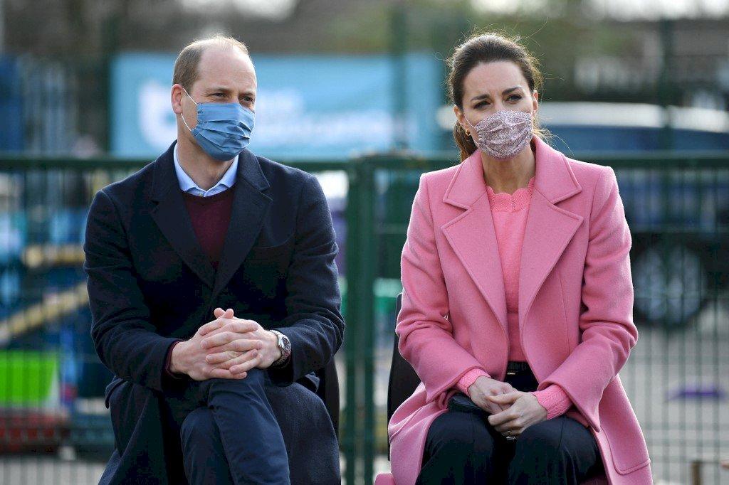 梅根專訪掀波 威廉王子:王室不是種族歧視的家族