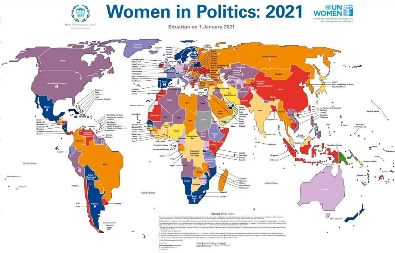 聯合國忽視台灣性別平等成果 駐紐約辦事處抗議