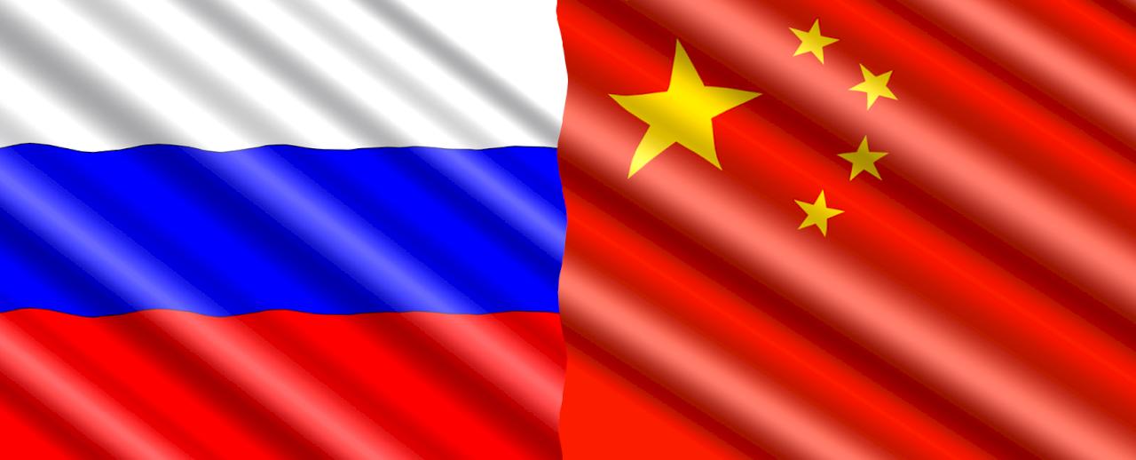 中俄結伴不結盟 地緣緊張設變數