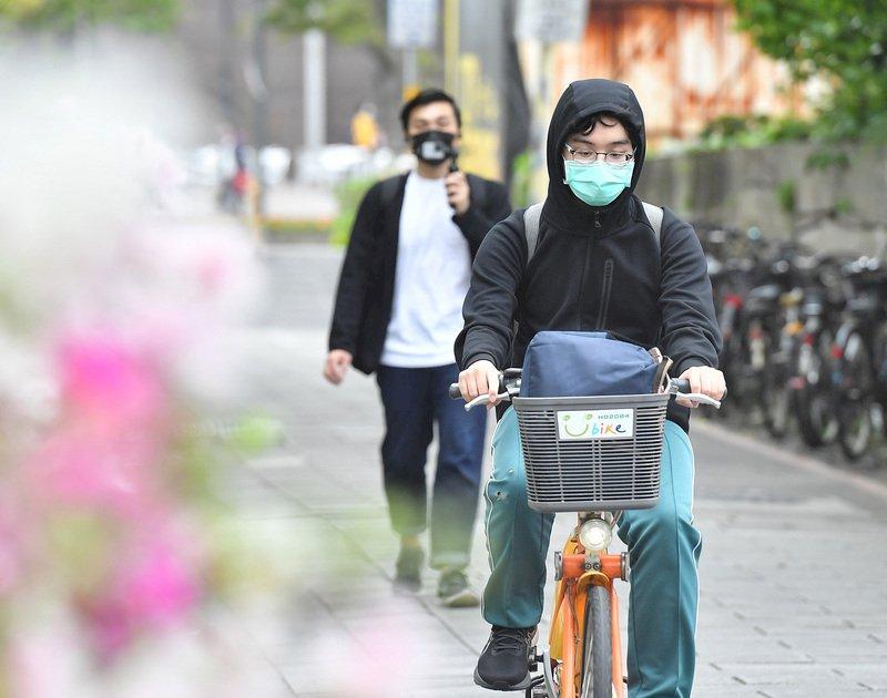 冷暖交替 明起連三天熱如夏14日北台灣轉涼