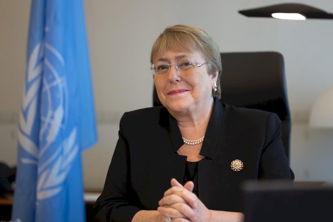 40多國聯合聲明 籲中國允人權高專訪新疆