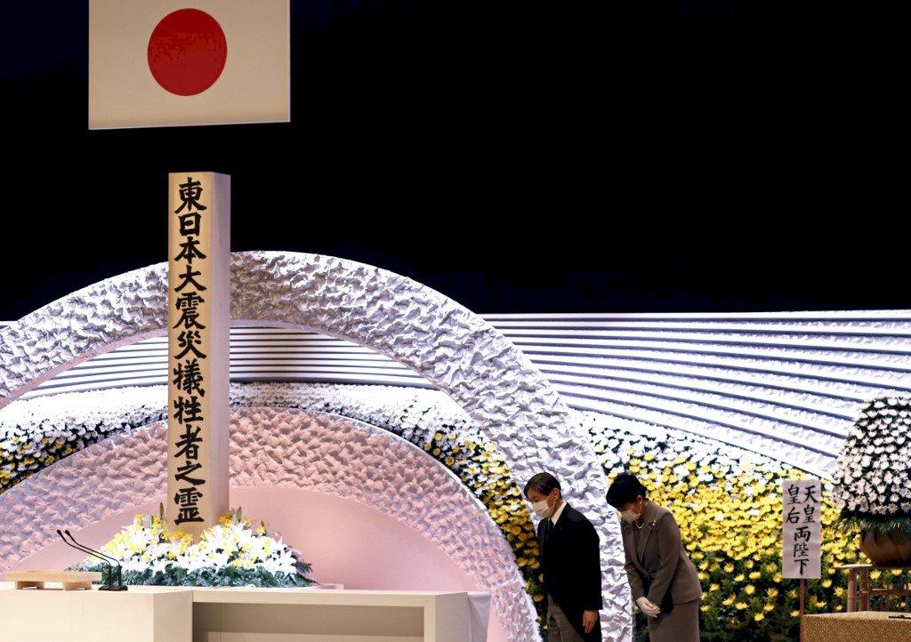 311大地震10週年 日皇:不能忘懷的記憶