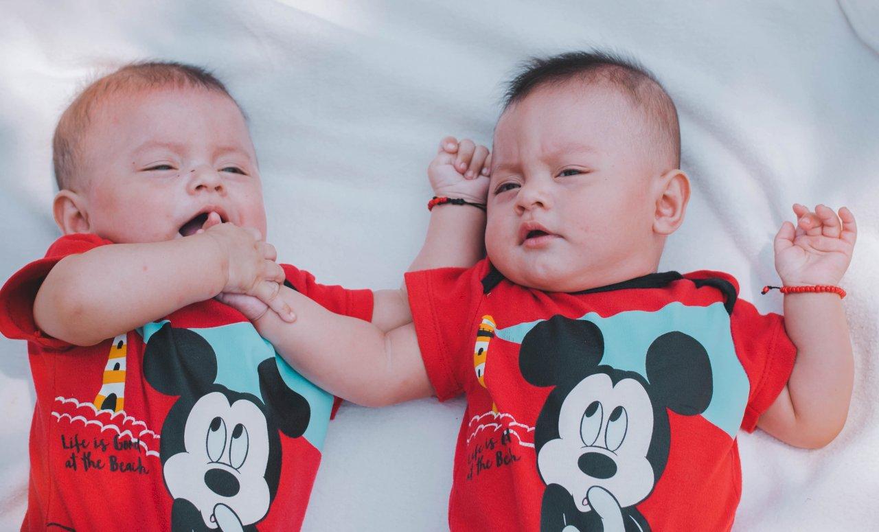 雙胞胎高峰 全球誕生數創歷來新高