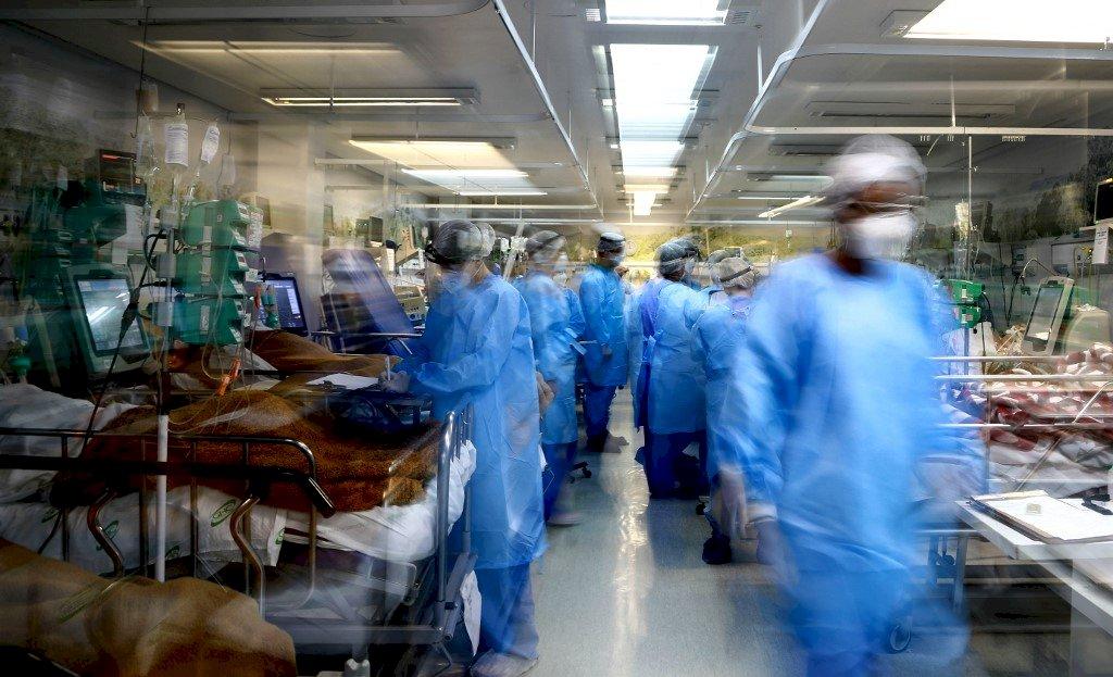 巴西插管藥物短缺 醫療院所減少加護病房床位