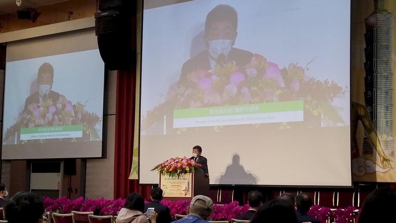 台灣今+0  陳時中:台灣東奧國手不會打到中國疫苗