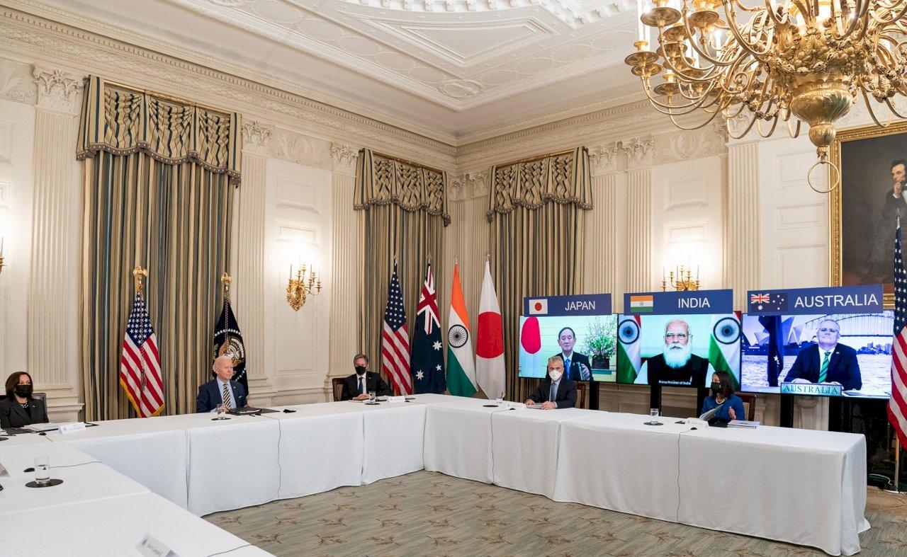 四方安全對話劍指中國 為美中高層外交會談鋪路