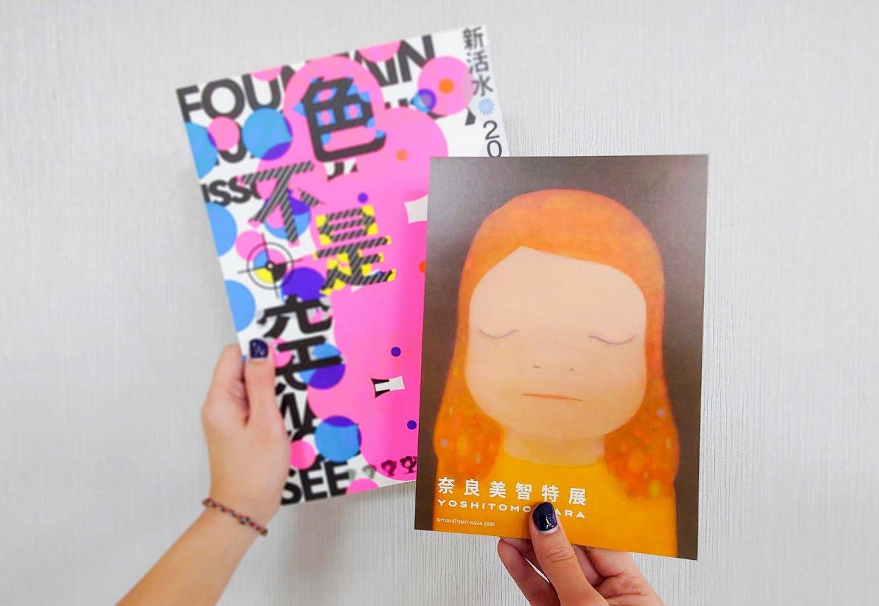 奈良美智特展首週末2000人次造訪 周邊賣到斷貨