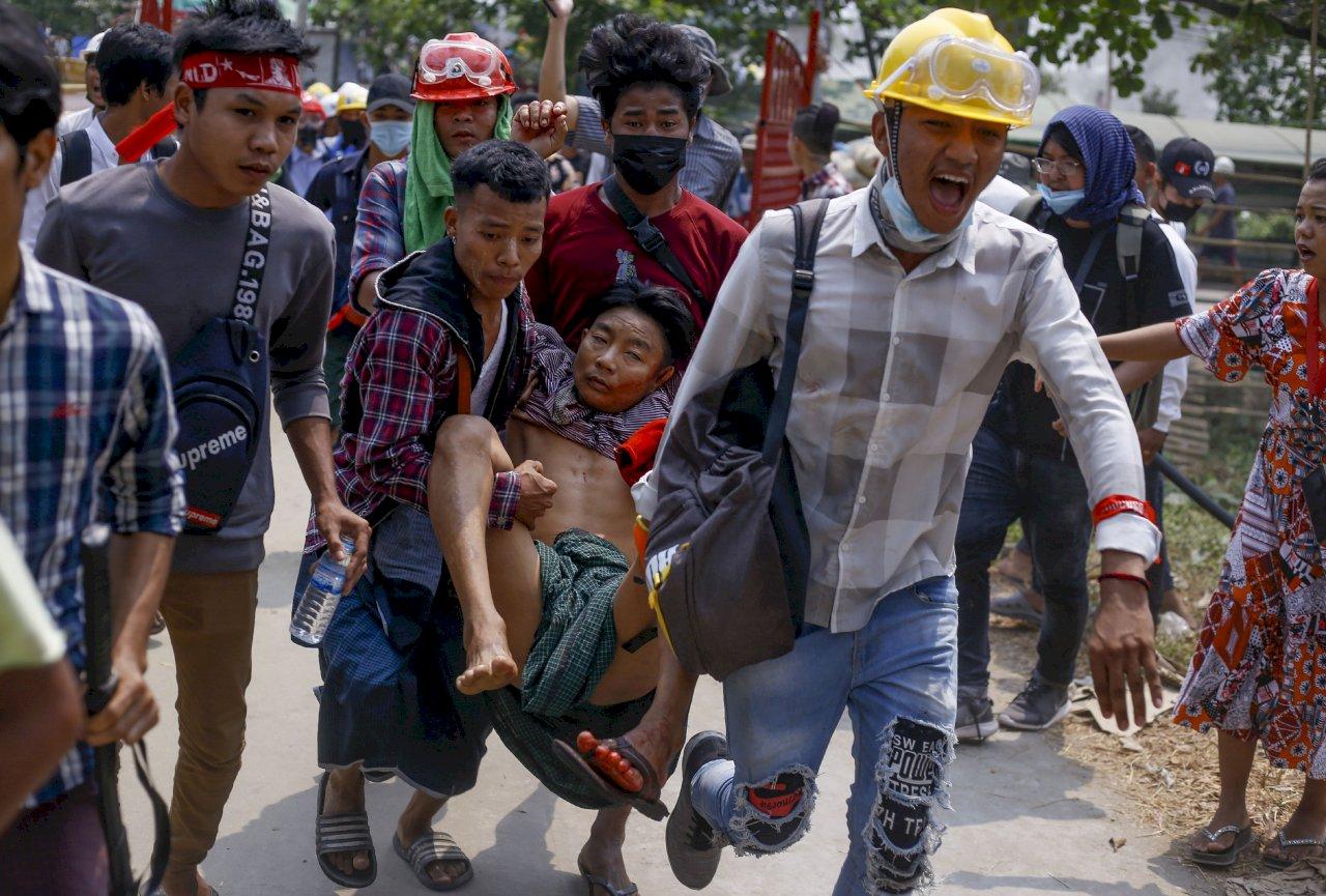 緬甸危機加劇 聯合國示警:數百萬人將挨餓