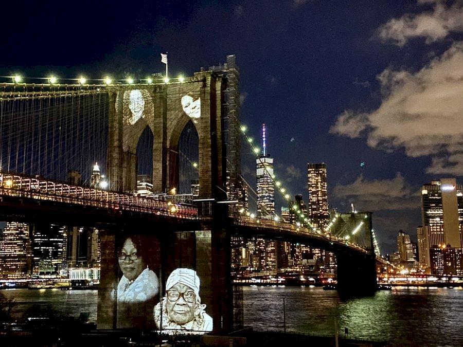 全美疫情悲情城市 白思豪帶領紐約客療傷