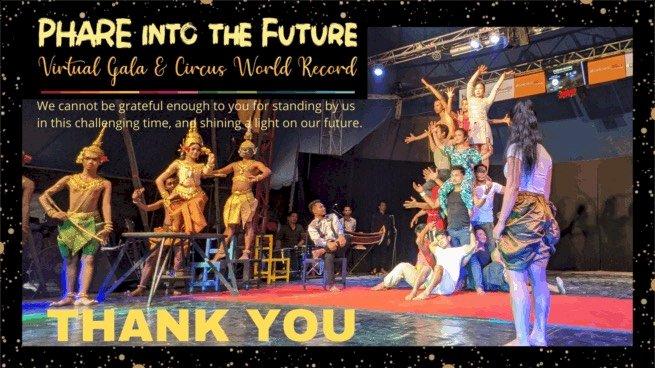 柬埔寨法爾劇團24小時演出創金氏紀錄 台灣愛心贊助讓停演不斷炊