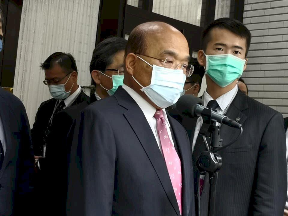 促轉會任期5月屆滿 蘇貞昌:支持延期讓任務更充實