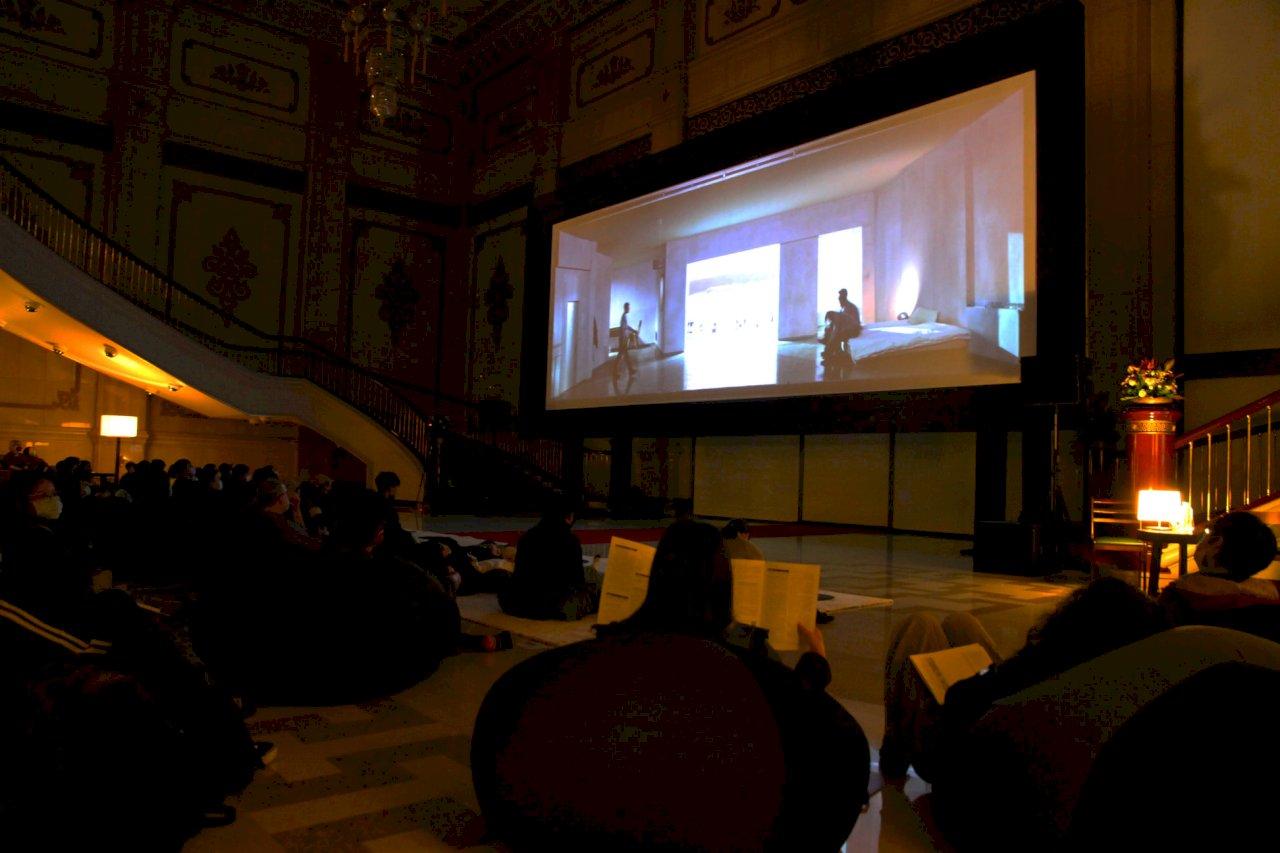 後疫情時代  兩廳院TIFA推新觀影體驗  近2千人嚐鮮