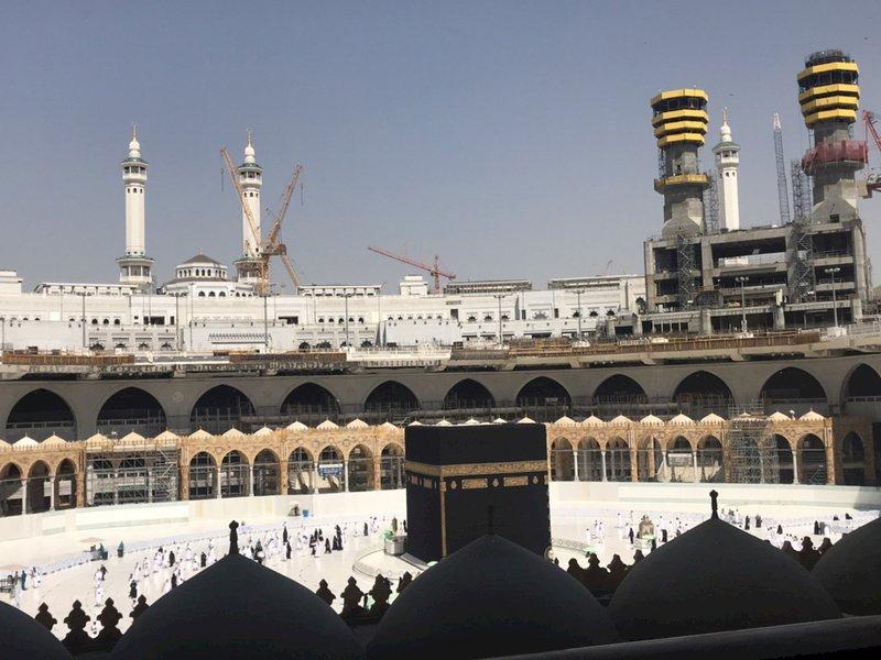 沙烏地連續兩年禁海外穆斯林朝覲