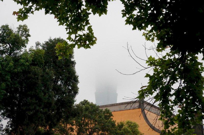 花東局部較大雨勢 西半部穩定局部霧