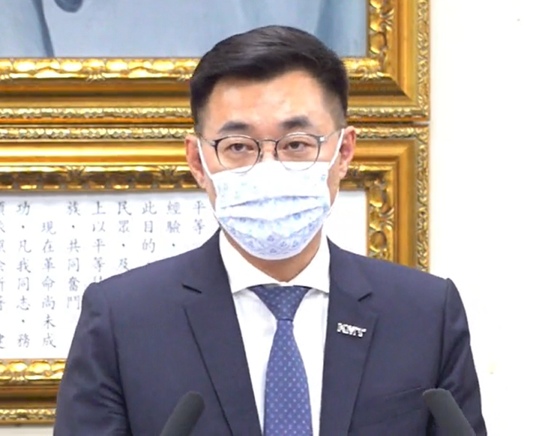 江啟臣領軍 國民黨成立828公投任務推動小組