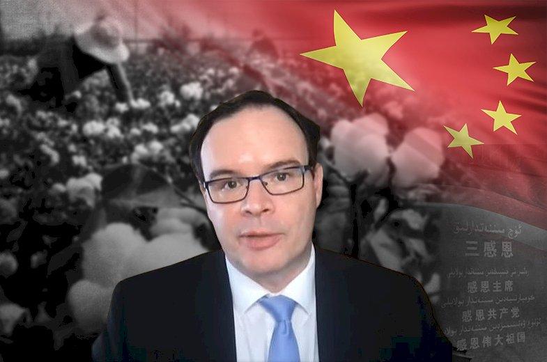 法律訴訟在中國成了鬥爭工具─從德國學者鄭國恩在新疆被訴談起
